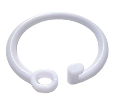 1шт обруч, кольцо для Крепления , белое