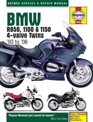 BMW R1150RT (2001-2005) ОПИСАНИЯ BUDOWY I NAPRAWY