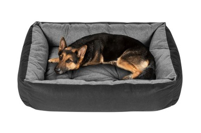 логово собака диван 120x90 лен водонепроницаемые !