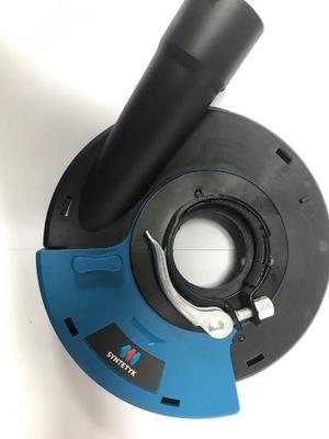 osłona szlifierki przeciwpyłowa odsysająca 125 mm