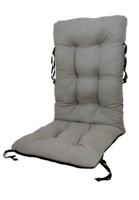 подушка стул садовое лежак 48x48x75 сталь