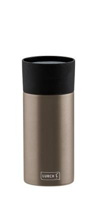 Smrekovec fľašu termosky, termálne hrnček Sivá 0.3 L