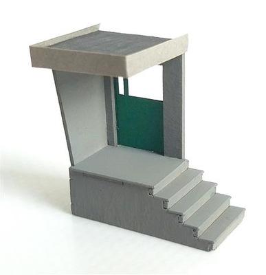 H0 - Вход ??? клетки / кадры лестница блок с дисков