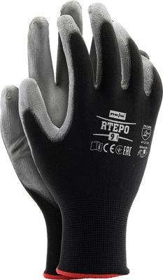 Рейс перчатки перчатки рабочие защитные RTEPO L