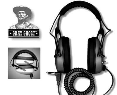 наушники DetectorPro Original Grey Ghost Джек 1 /4