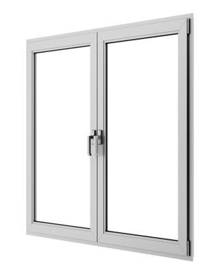 OKNA okno PCV 1465 x 1135 Dwuskrzydłowe VEKA kl.A