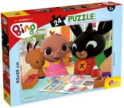 Puzzle Lisciani BING PLUS 24el MAX 50x35cm