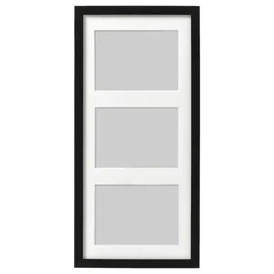 Икеа РИББА 50x23 Рамка для Фотографии 13x18 черная