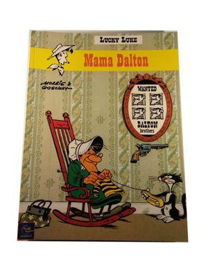 LUCKY LUKE - MAMA DALTON wyd. I 2000 r.