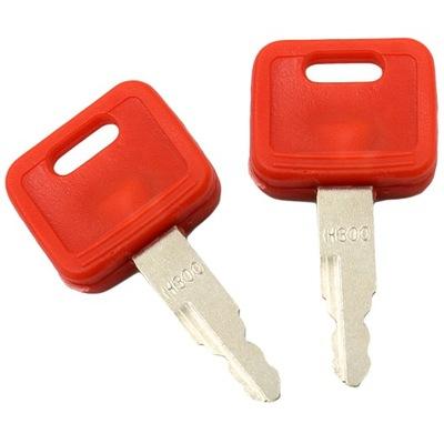 2x Ключ H800 ДИР HITAHI Case ХОЛЛАНД Fiat