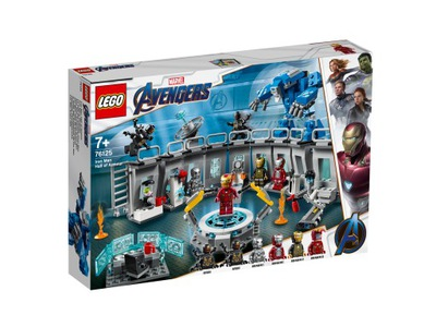76125 LEGO SUPER HRDINOVIA Armor of Iron man