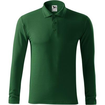 ADLER MALFINI 221 koszulka polo długi rękaw XL