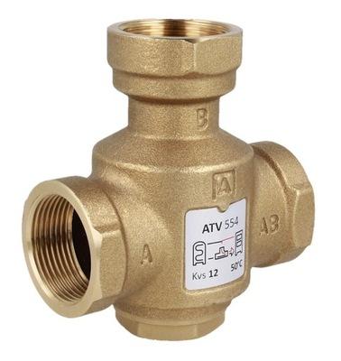 AFRISO Teplotný ventil ATV 554 DN32 50 ° C