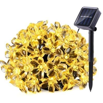 50 LED  огни солнечное Сада декоративные instagram
