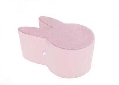 Králik stoličky pre deti ! Mäkké Zamat
