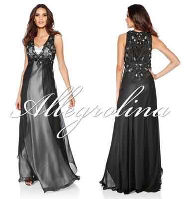 3be1f363fc CARRY ALLEN wieczorowa suknia