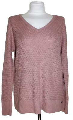 American Eagle różowy damski sweterek, milutki S