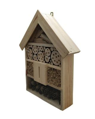 Большой дом для насекомых, насекомое Отель