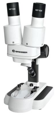 Mikroskop Bresser BIOLUX ICD 20x, stereoskopowy