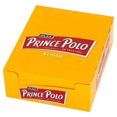 ВАФЛИ PRINCE POLO CLASSIC 35g вафельки х 32 штук
