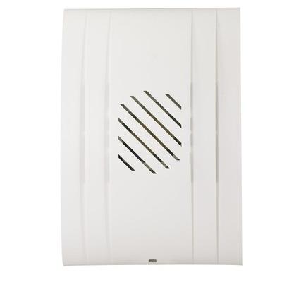 Biele 3-ton zvonček pri dverách 230V DNS972 096940