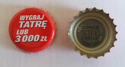 Крышечку от пива TATRA выиграй пиво _ _ или 3000  - 2020