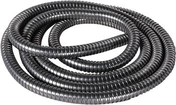 Karbowana rúry puzdro rúry oceľové hadice 8 mm 100 m