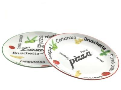 Тарелки ??? пицца комплект 2 штук 18 ,5 см