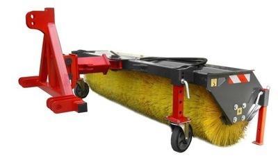 Zamiatarka szczotkowa ZE-150 szerokość 1500mm
