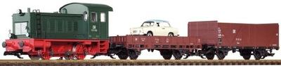 комплект стартовый товарный поезд Piko 37121 ?