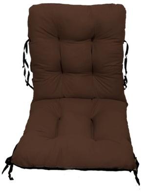подушка стул садовое лежак 48x48x48 бронза