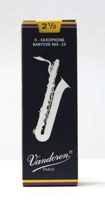 Stroik saksofon barytonowy 2 Vandoren SR242
