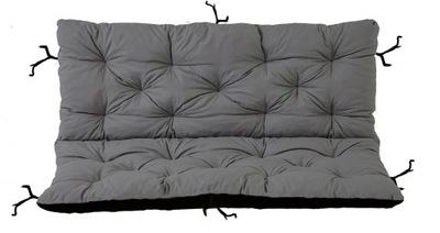подушка на скамейку садовую качели 120x60x50 см