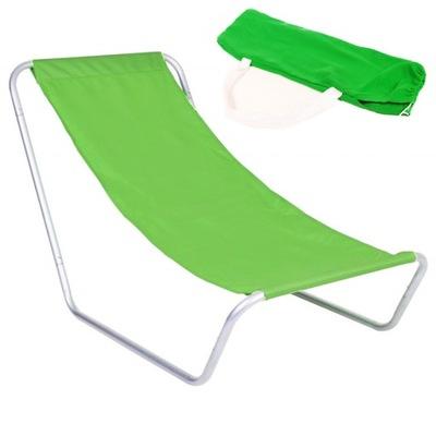 ЛЕЖАК Кресло на пляже садовый сложенный сумка 100 КГ