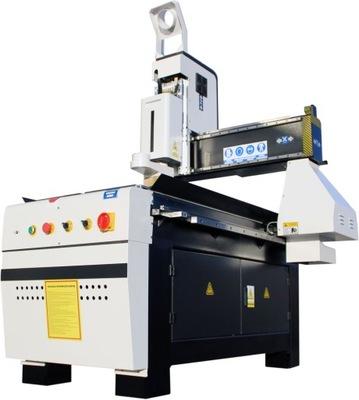 FREZARKA CNC 6090 WERSJA INDUSTRY 3,5kW 600X900MM
