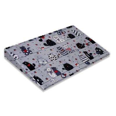 подушка клин для кроватки 60 /36 ХЛОПОК - разные