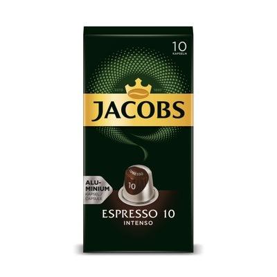 Kapsułki kompatybilne z Nespresso(R)*Jacobs 10 szt