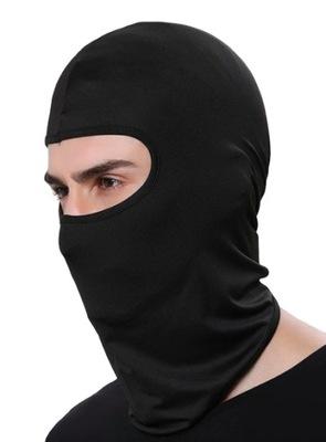Балаклава специальная одежда для мотоциклистов под шлем легкий хлопок MASK