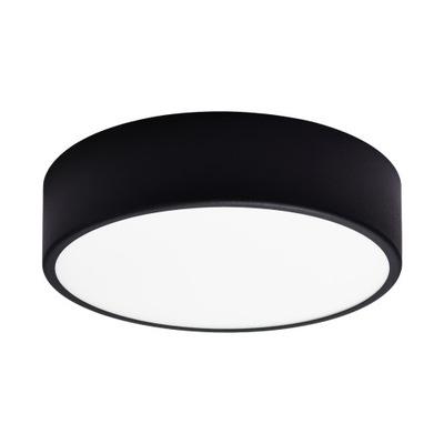 Потолочный светильник Плафон CLEO 300 80W Черный 30 см