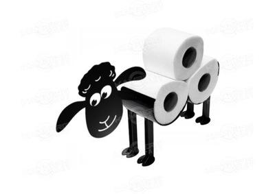 овца /Овен Instagram /Стенд бумага туалетная