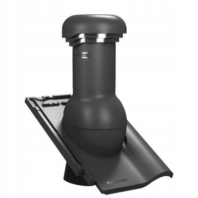 Ventilátor elektrický Koramic Roben Braas 125 mm