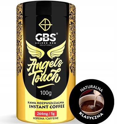 кофе GBS ANGEL'S TOUCH Растворимая классическая