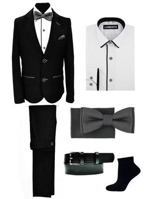 3ba5bdd292149 garnitur dla chłopca 146 plus koszula - 7733094588 - oficjalne ...