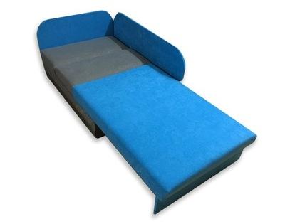 Narożnik dziecięcy, sofka, łóżeczko, kanapa KUBUŚ