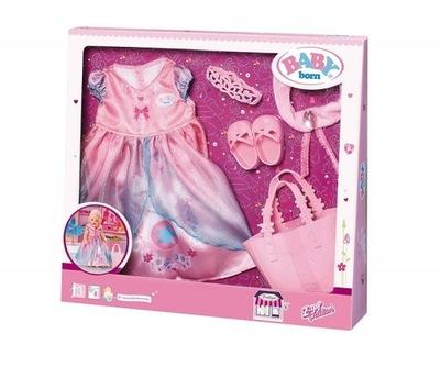Dieťa Narodí 824801 Set-oblek pre Princeznú