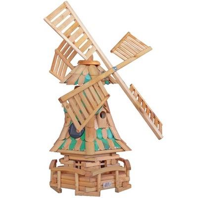 Mlyn, Drevený veterný MLYN VETERNÝ typ holandský