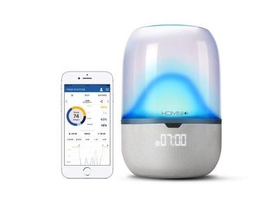 Умная лампа мониторинг сна HOMNI + DOT