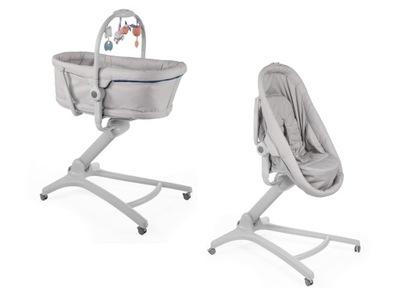 CHICCO Baby Hug 4w1 łóżeczko gondola krzesełko