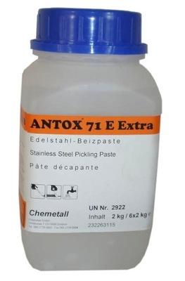 Vložiť ANTOX 71E leptanie pre lept z passivation