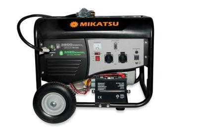 Бензогенератор бензин /??? Mikatsu YFG4000DE